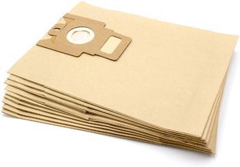 vhbw 10 Papier Staubsaugerbeutel Filtertüten passend für Staubsauger Saugroboter Miele S 6300 electronic, S 6360 Exclusiv Edition, S 6760