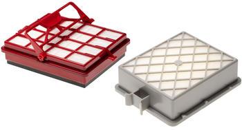 vhbw 2x Staubsauger-Filter Filter Set passend für Lux AP11, Intelligence Series, S115 Staubsauger;