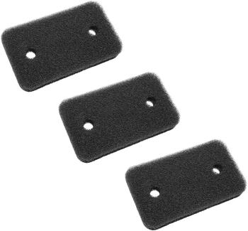 vhbw 3x Filter (Feinfilter) passend für Miele T 8926 WP EcoComfort, T 8927 WP EcoComfort Wäschetro