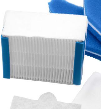 vhbw Staubsauger-Filter Set passend für Thomas 786 524, 786 525, 786 532, 786 550, 786 551, 786 552