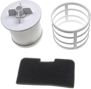 vhbw Filterset (2 Stück) passend für Hoover SE81_SZ03001 39001171, SE81_VX11001 39001173 Staubsaug