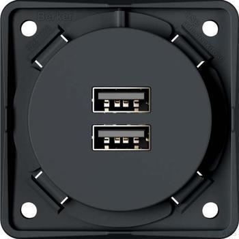 Berker USB-Ladesteckdose (926102505)