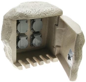 Heitronic 36314 - 4-fach, granit