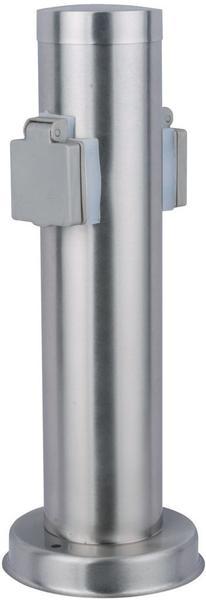 Nordlux Power socket 2N Edelstahl (71299934)