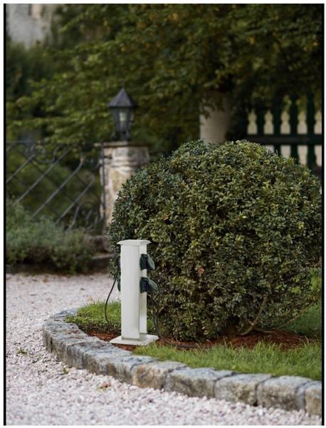 Eglo Garten-Steckdosensäule Park 4 (90748 EG)