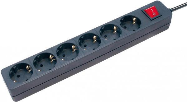 BAT 6-fach schwarz 1550600416