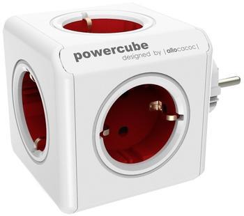 Allocacoc PowerCube Original Type F rot