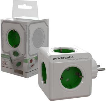 Allocacoc PowerCube Original Type F grün für Extended Cubes