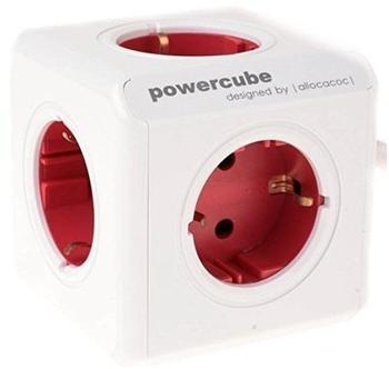 Allocacoc PowerCube Original USB rot