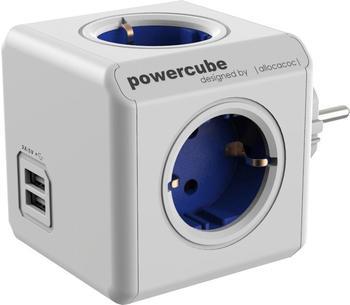 allocacoc-powercube-original-usb-type-f-blau