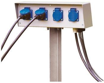 SLV Erdspieß-Energieverteiler 4-fach (227000)
