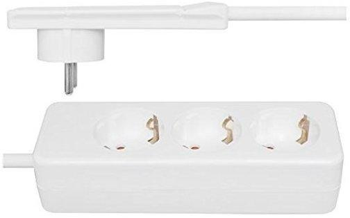 nvb Smartplug 3-fach weiß NS80130001451