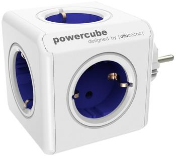 allocacoc-powercube-original-type-f-blau