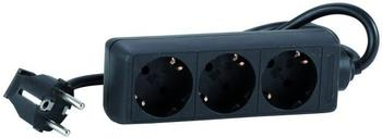 HEDI 3-fach schwarz (SL315)