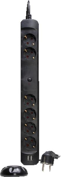 Kopp 6-fach schwarz (228305019)