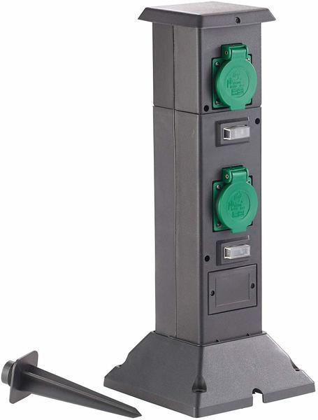 Royal Gardineer Steckdosensäule NX7336