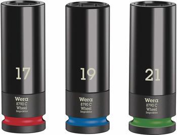 Wera Wheel Impaktor C Set 1