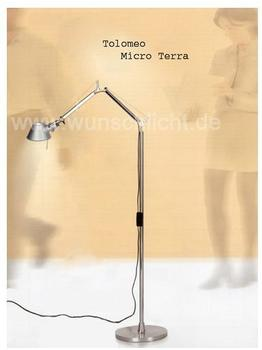 Artemide Tolomeo Micro Terra LED Aluminium (A010300)