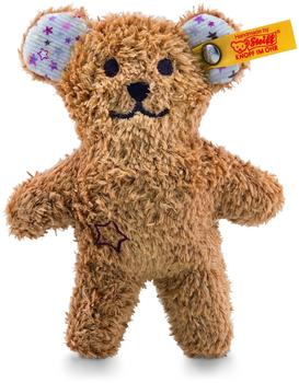 Steiff Mini Knister-Teddybär mit Rassel 11 cm