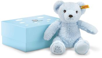 Steiff My first Steiff - Teddybär in Geschenkbox blau 24 cm
