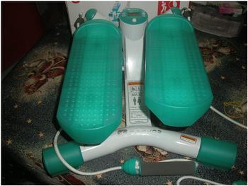 DOMYOS Twister grün (8310885)