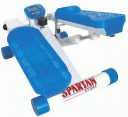 Spartan Mini Stepper Digital