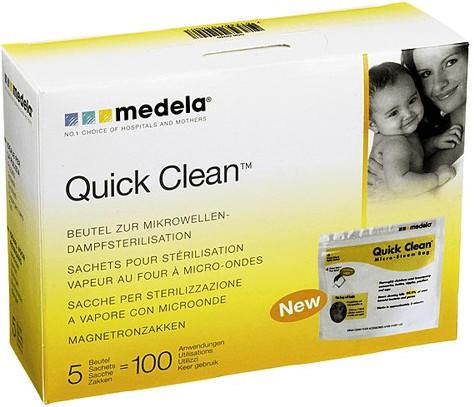 Medela Mikrowellenbeutel Quick Clean
