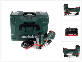 Metabo STA 18 LTX 100 ( 1x 4,0 Ah Akku ohne Ladegerät )
