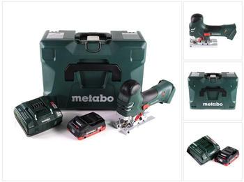 Metabo STA 18 LTX 140 (1 4,0 Ah LiHD Akku + Ladegerät in MetaLoc)