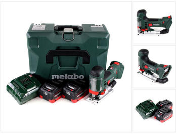 Metabo STA 18 LTX 100 (2x 5,5Ah Akku + Ladegerät)