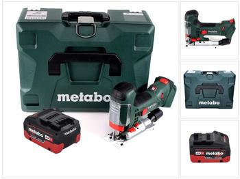 Metabo STA 18 LTX 100 (1x 10,0 Ah + MetaLoc)