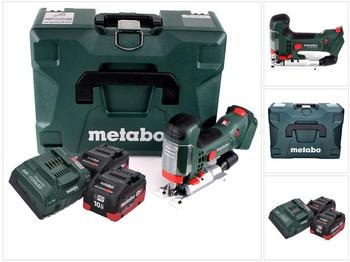 Metabo STA 18 LTX 100 ( 2x 10,0 Ah + Ladegerät + MetaLoc)
