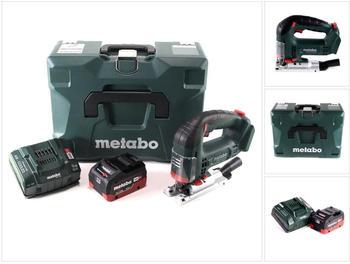 Metabo STAB 18 LTX 100 ( 1x 8,0 Ah LiHD + Ladegerät + MetaLoc)