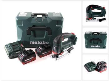 Metabo STAB 18 LTX ( 2x 8,0 Ah LiHD + ladegerät + MetaLoc)
