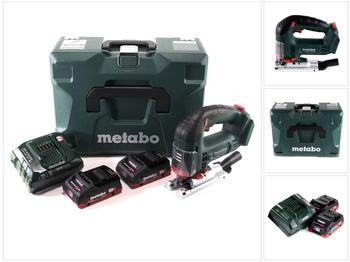 Metabo STAB 18 LTX 100 ( 2x LiHD 4,0 Ah + Ladegerät + MetaLoc)