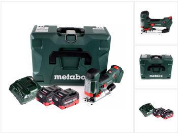 Metabo STA 18 LTX 100 (2x 8,0 Ah + Ladegerät + MetaLoc)