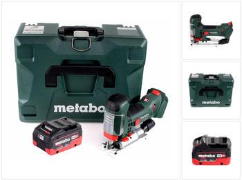 Metabo STA 18 LTX 100 (1x 8,0 Ah + MetaLoc)