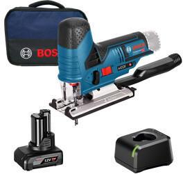 Bosch GST 12V-70 Professional (2x 3,0 Ah Akku + Ladegerät in Softbag)