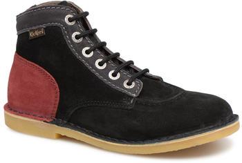 Kickers Orilegend black/grey/red