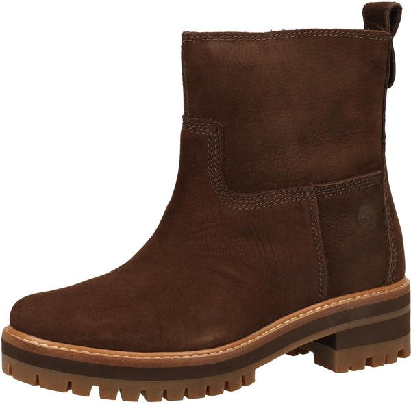 Timberland W Courmayeur Valley Chelsea Boot dark walnut