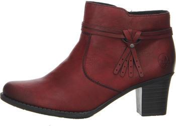 Rieker Klassische Stiefeletten rot (L7664-35)