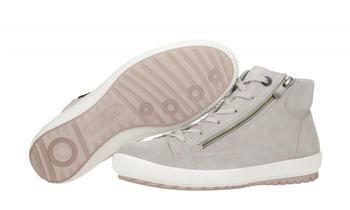 Legero Schnürstiefeletten Tanaro weiß/grau (6-09828-25)