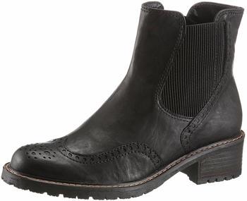 Gabor Chelsea Boots (56.091.17) black