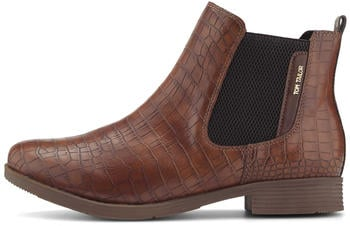 Tom Tailor Stiefelette (90921040070) brown
