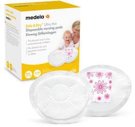 Medela Safe & Dry Ultra Thin Einweg-Stilleinlagen (36 Stk.)