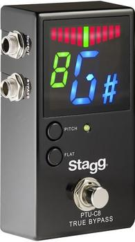 Stagg Chromatic Pedal Tuner