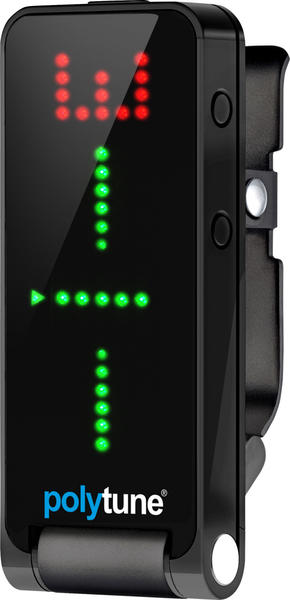 TC Electronic Polytune Clip Black