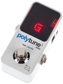 TC Electronic PolyTune 3 Mini White
