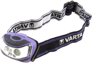 Varta LED Outdoor Sports Head Light 3AAA