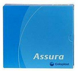 Coloplast Assura Basisplatten 50 mm 2885 m.Gürtelbefestigung (5 Stk.)